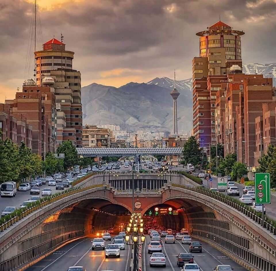 My tips Teheran
