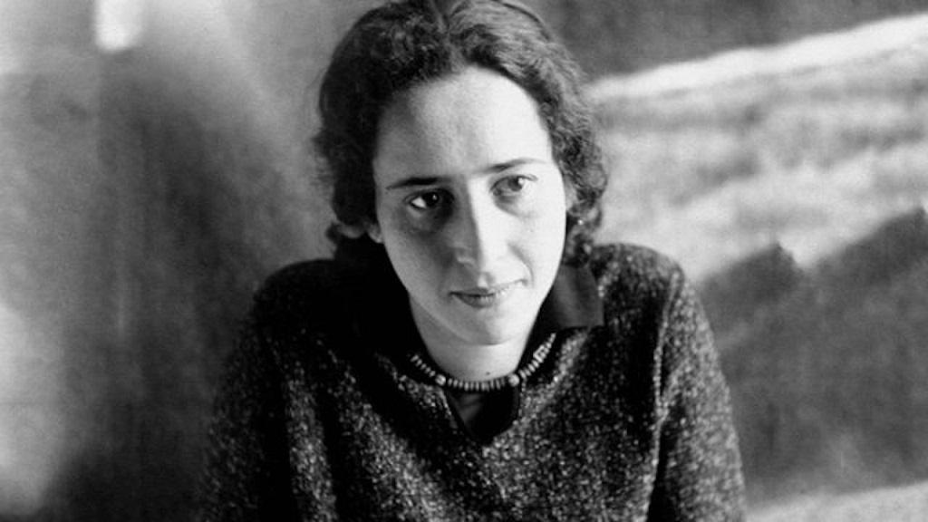 Hannah Arendt vita