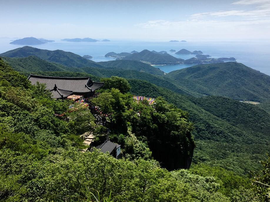 isole corea sud - Namhae