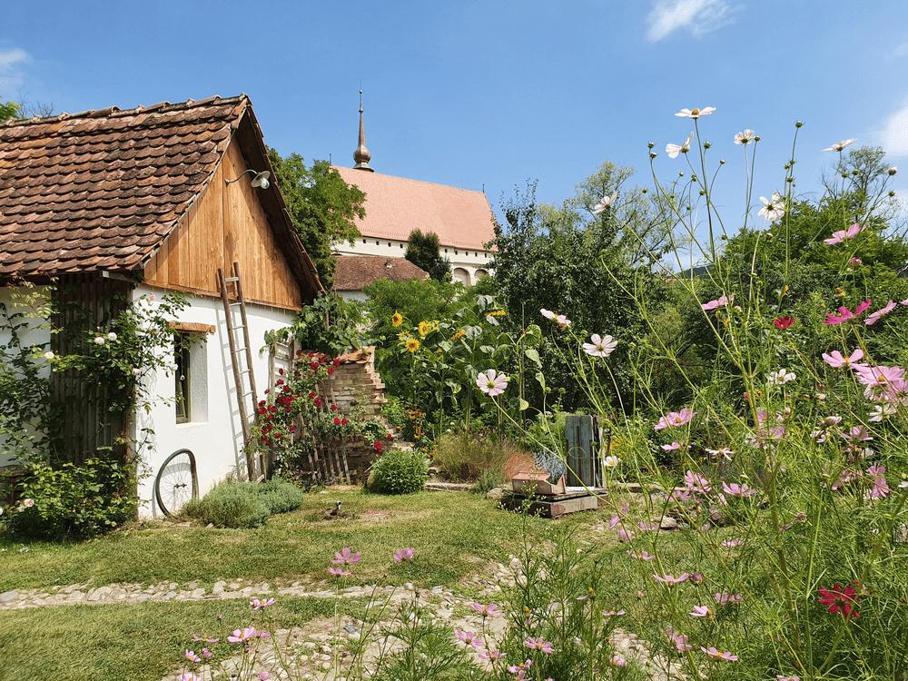 Saschiz, Transilvania Romania